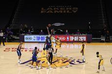 Hasil NBA LA Clippers Vs LA Lakers, Sakit Hati Sang Juara Bertahan