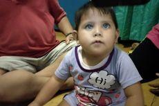 Cantik, Bayi Fauziah Atiqa di Bekasi Miliki Bola Mata Berwarna Biru