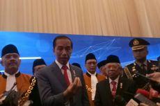 Jokowi: Sampai Detik Ini Saya Belum Terpikir untuk Reshuffle