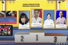 Daftar Lengkap Juara KOSN 2021 Jenjang SD, SMP, SMA dan SMK