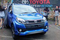 Cubitan Kecil Toyota Rush untuk Honda BR-V