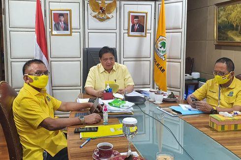 Dianggap Mampu Kendalikan Covid-19, Gubernur Lampung Dapat Pujian dari Airlangga