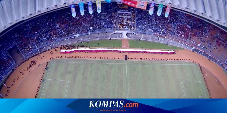 Jokowi Janji Tambah Stadion Buat Asian Games