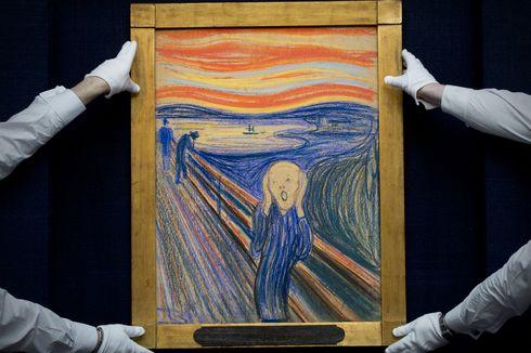 Pesan Tersembunyi di Lukisan The Scream Akhirnya Terpecahkan