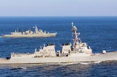8 Kapal Perang dan 4 Pesawat Terbang Ikuti Latihan Maritim Gabungan AS-ASEAN