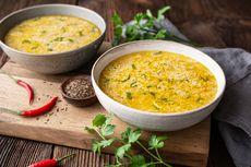 Resep Sop Telur Jahe, Masakan Sehat untuk Hangatkan Tubuh