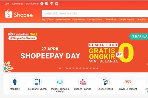 Ramadhan, Shopee Gelar ShopeePay Day