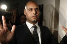 Pengadilan Libya Jatuhkan Hukuman Mati untuk Putra Khadafy