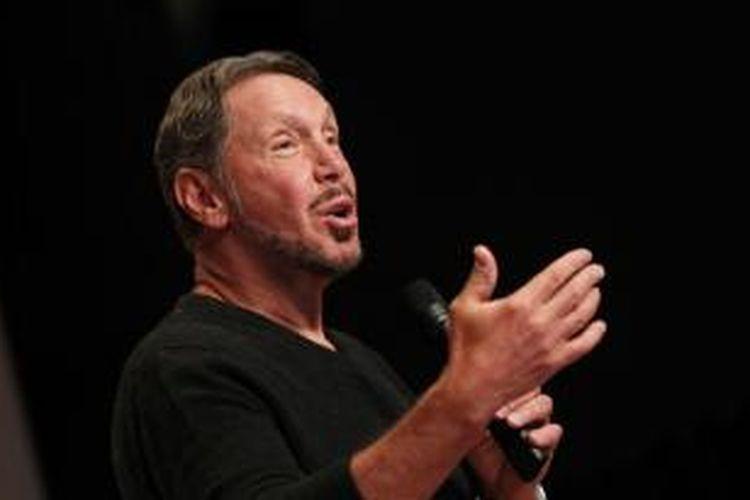 CEO Oracle, Larry Ellison