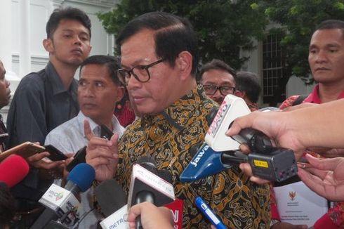 Pramono Anung Bantah Pemerintah Instruksikan Penegak Hukum Sadap SBY