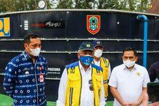 Berkapasitas 750 Liter Per Detik, SPAM Banjarbakula Layani 3 Daerah
