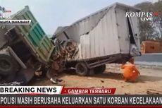 Kecelakaan Tol Purbaleunyi, Polisi Terapkan Pengalihan Arus Lalu Lintas