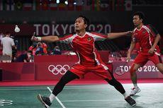 Jadwal Badminton Olimpiade Tokyo, Ahsan/Hendra Selangkah Menuju Final