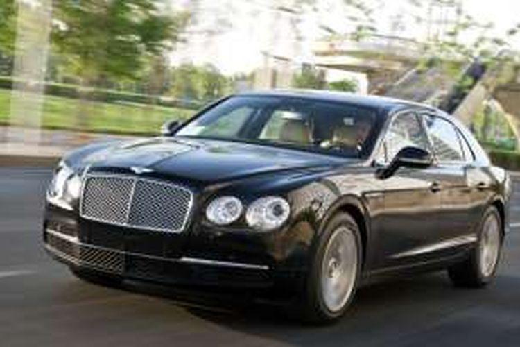 Bentley Flying Spur, terlaris di Indonesia.