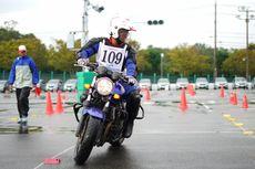 Tantangan Hari Pertama untuk Tim Safety Riding AHM di Jepang