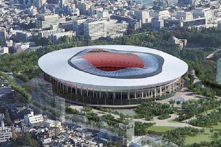 Dewan Olahraga Jepang meluncurkan dua proposal terbaru terkait pembangunan Stadion Olimpiade Tokyo 2020.