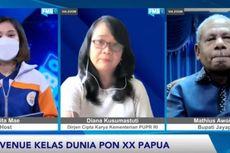 PON XX Papua 2021, Kabupaten Jayapura Siapkan Dua Lokasi Pertandingan