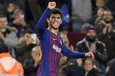 Quique Setien Ingin Carles Alena untuk Barcelona Musim Depan