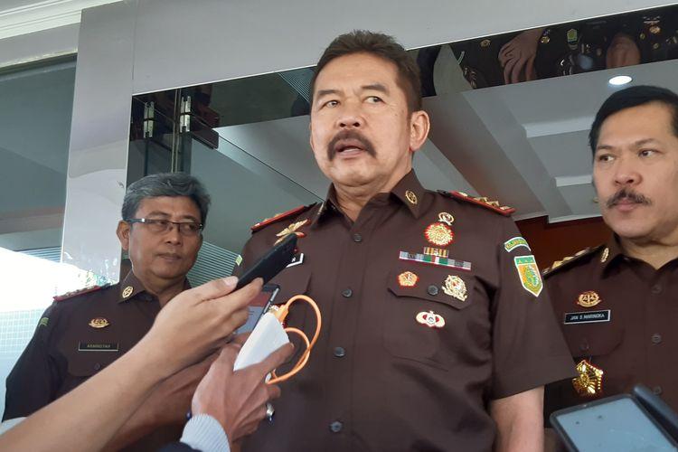 Masih Teliti Berkas Paniai, ST Burhanuddin: Berkasnya Cukup Banyak ...