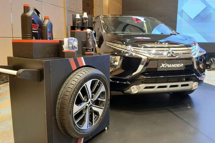 Produk aftersales terbaru Mitsubishi