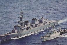 Saat TNI AL dan Jepang Pamer Armada di Laut Natuna Utara