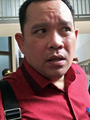 Pengacara Kivlan Zen,  Pengacara Kivlan Zen, Tonin Tachta,di Pengadilan Negeri Jakarta Selatan, Senin (22/7/2019).