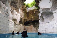 Pemandian Hijaber, Wahana Baru di Wisata Setigi Gresik