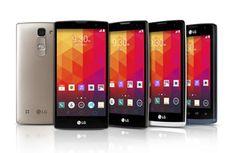 LG Umumkan 4 Ponsel