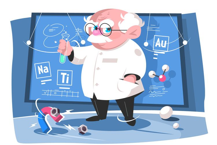 Ilustrasi perhitungan kimia