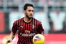 Termasuk Calhanoglu, Ini 8 Pemain yang Membelot Langsung dari AC Milan ke Inter