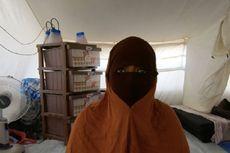 Lengan dan Payudara Terluka karena Serangan Udara, Samia Hussein Salahkan ISIS