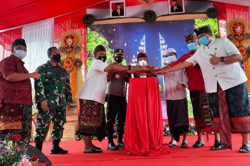 Kendalikan Banjir, Pekerjaan Proyek DAS Tukad Unda Bali Dimulai