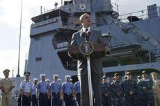 Barack Obama Serahkan 2 Kapal Perang AS untuk Filipina