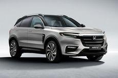 Dimensi Lebih Besar dan Mesin Baru, Begini Wujud Honda HR-V 2021