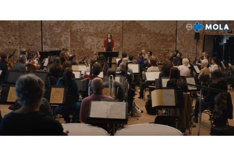kelompok orkestra philharmonic