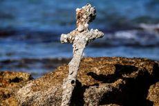 Penemuan Pedang dari Tentara Perang Salib Berusia 900 Tahun di Lepas Pantai Israel