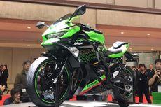 Kawasaki Indonesia Belum Mau Berkomentar Soal Ninja 250 4 Silinder