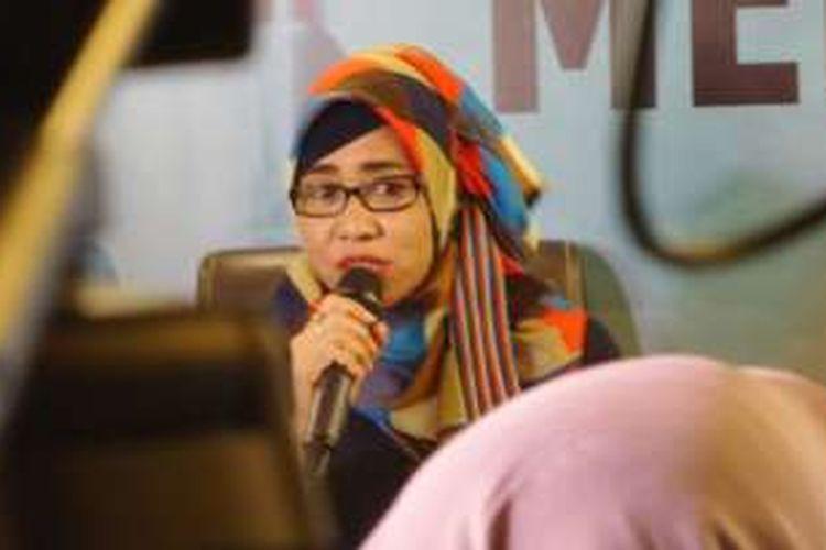 Kepala Subdit V Direktorat Tindak Pidana Umum Bareskrim Polri, AKBP Dwi Kornansiwaty