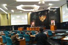 Interupsi Warnai Rapat Paripurna Terakhir DPRD DKI Jakarta