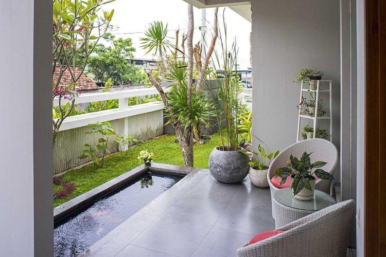 8 Inspirasi Menata Taman Cantik Di Rumah Mungil Halaman All