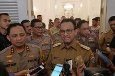 Temui Anies, Kapolda Metro Bahas Keamanan Jakarta Saat Pemilu 2019