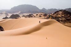 Berapa Umur Gurun Sahara? Debu Kuno Ini Mengungkapnya
