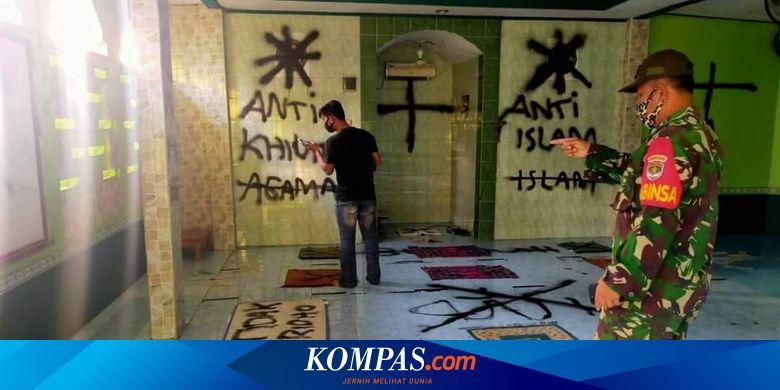 Bupati Kecam Aksi Vandalisme Mushala di Tangerang,