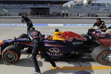 Dominasi Vettel Berlanjut pada Sesi Latihan Bebas GP AS