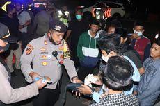Polisi Jaga Ketat 22 Titik Keluar Banten Antisipasi Massa 1812, Ini Lokasinya