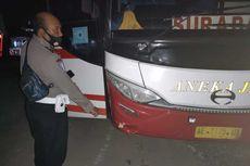 Dua Kecelakaan Maut gara-gara Gagal Menyalip, Bus Tabrak Motor dan Motor