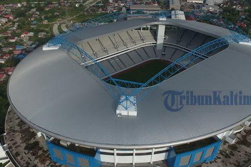 Jika Ibu Kota Pindah, Ini Daftar Stadion Internasional di Kaltim