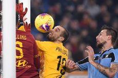 Roma Vs Lazio, Giallorossi Gagal Putus Rekor Apik Elang Ibu Kota