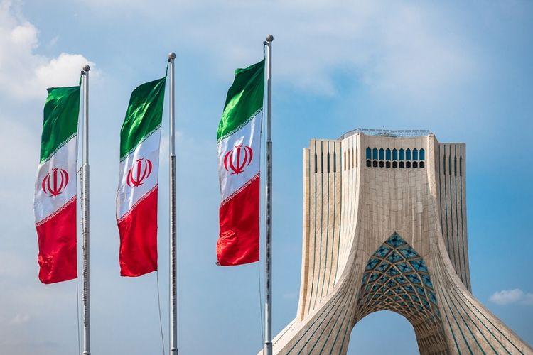 Ilustrasi Iran.