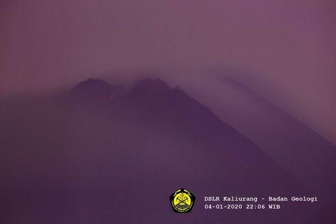 Badan Geologi Sebut Lava Pijar Muncul di Gunung Merapi, Ini Imbauan untuk Warga